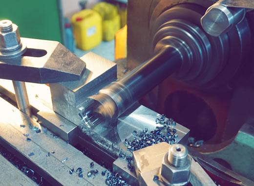 Manual machining in fife